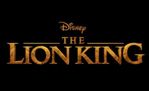 The Lion King 2019 logo