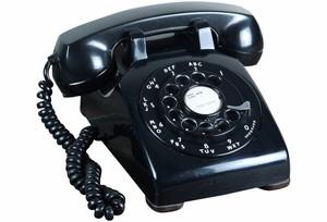 The. Rotary Telephone