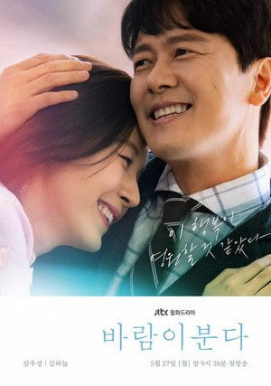 The Wind Blows Poster