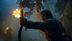 Theon Greyjoy in 'The Long Night'