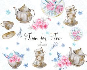Time For chá 🌺
