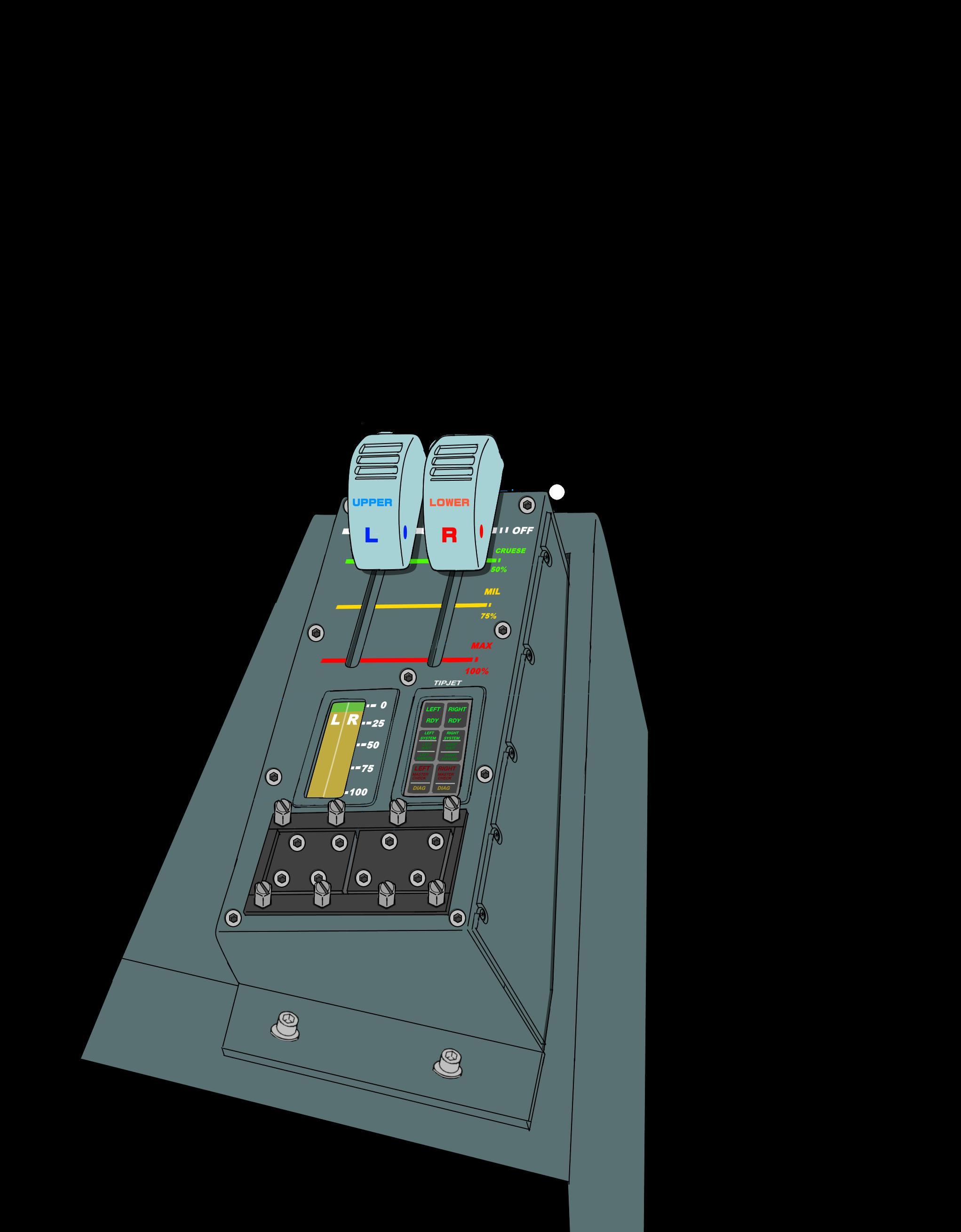 Tipjet Flow controller VFH-10 Auroran AGAC