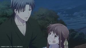 Tohru and Shigure