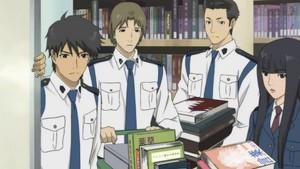 Toshokan Sensou R 10 1