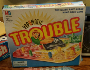 Trouble (1995 Version)