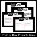 Truth o Dare?
