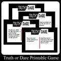 Truth または Dare?