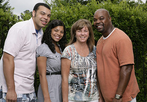 Upshaw Family