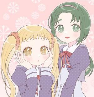 Urara and Komachi