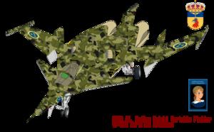 VF-7NEM Maritime sylpheed (Swedish M90 Forest Camouflage)