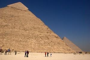 VISIT GIZA PYRAMIDS EGYPT