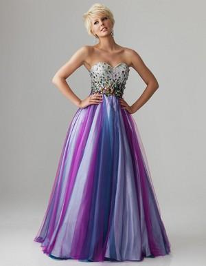 Vintage 00s Prom Dress
