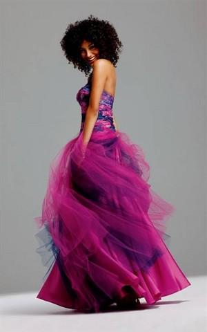 Vintage 10's Prom Dress