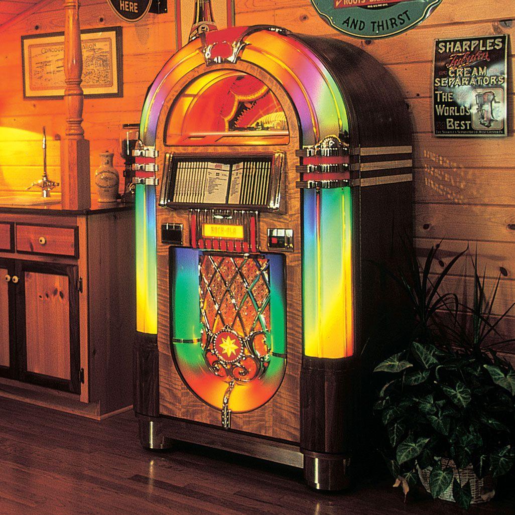 Vintage 50s Jukebox