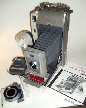 Vintage Camera From The 60s