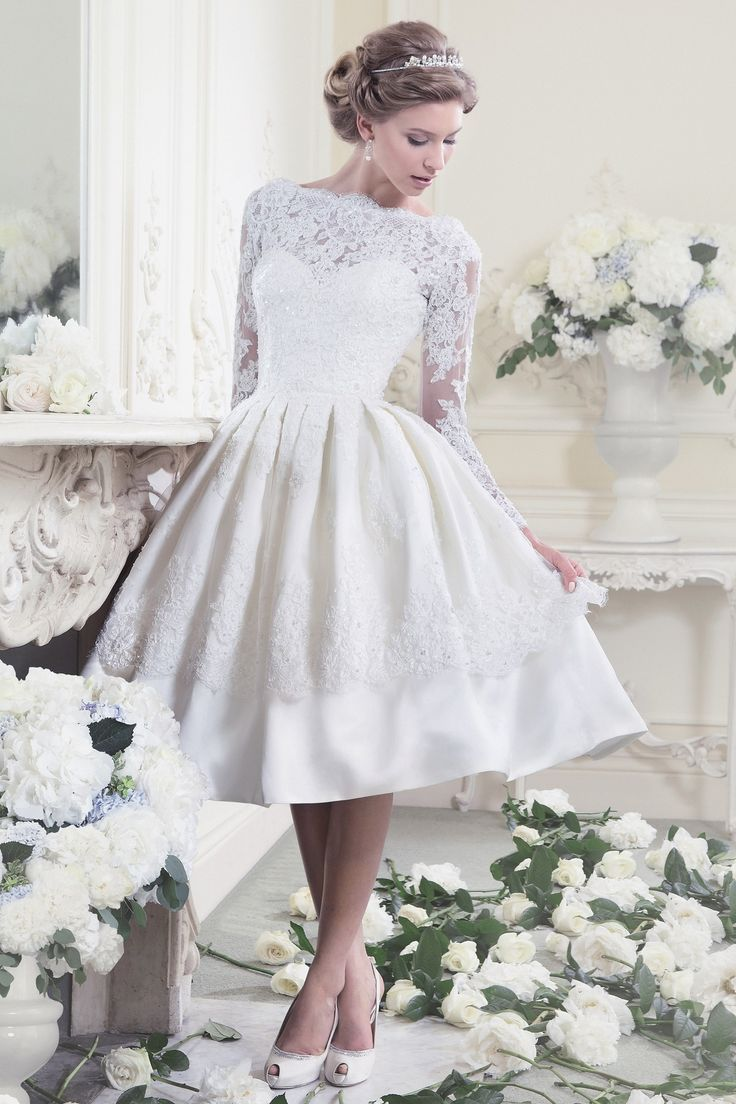 Vintage Inspired Wedding Dress Beautiful Things Photo