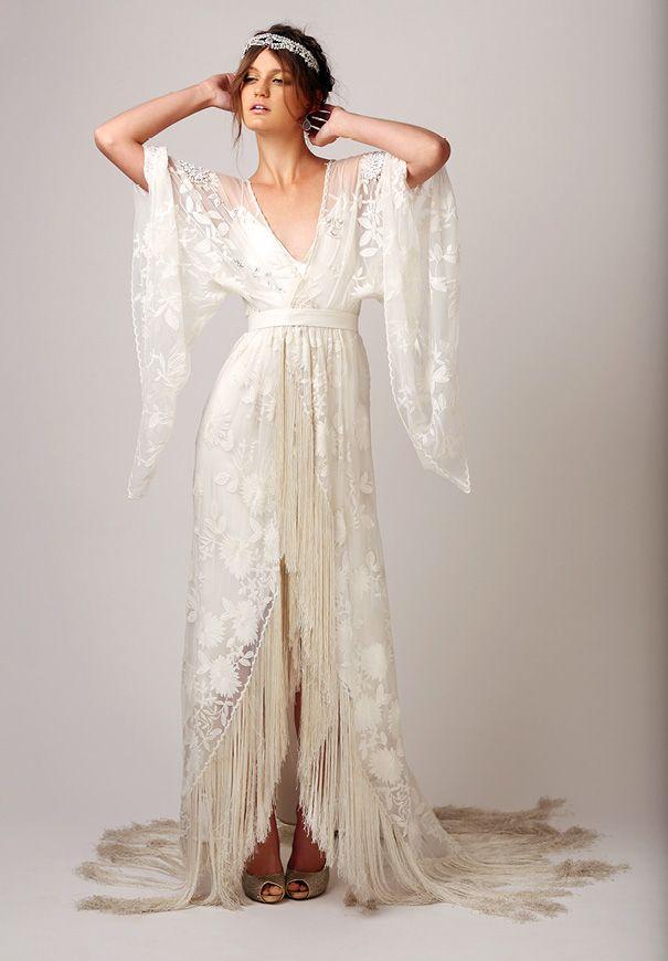 Vintage Inspired Wedding Dress Vintage Photo 42752056