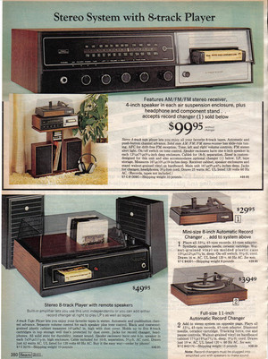 Vintage Promo Ad