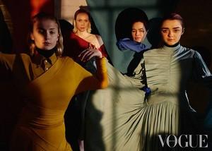 Vogue UK ~ April 2019