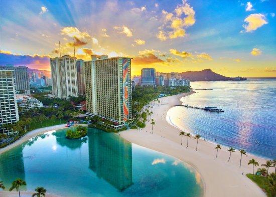 Waikiki Beach Hawaii United States Of America Photo
