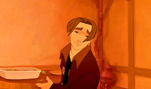 Walt 迪士尼 Screencaps – Jim Hawkins
