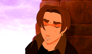 Walt 디즈니 Screencaps – Jim Hawkins