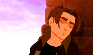 Walt 迪士尼 Screencaps – Jim Hawkins