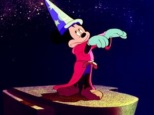 Walt Disney Screencaps - Mickey tetikus