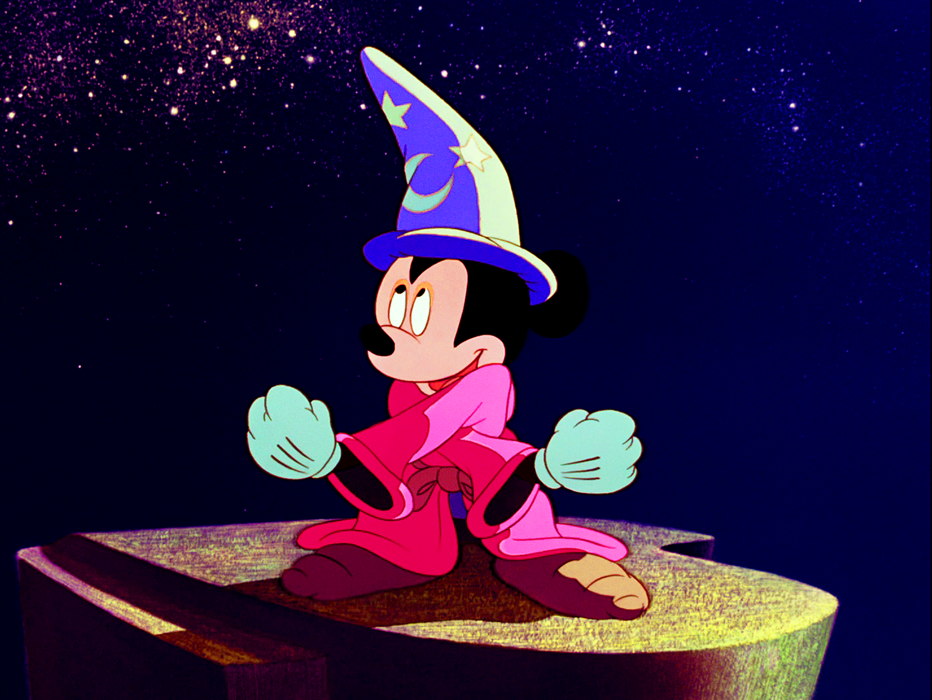 Walt Disney Screencaps - Mickey souris