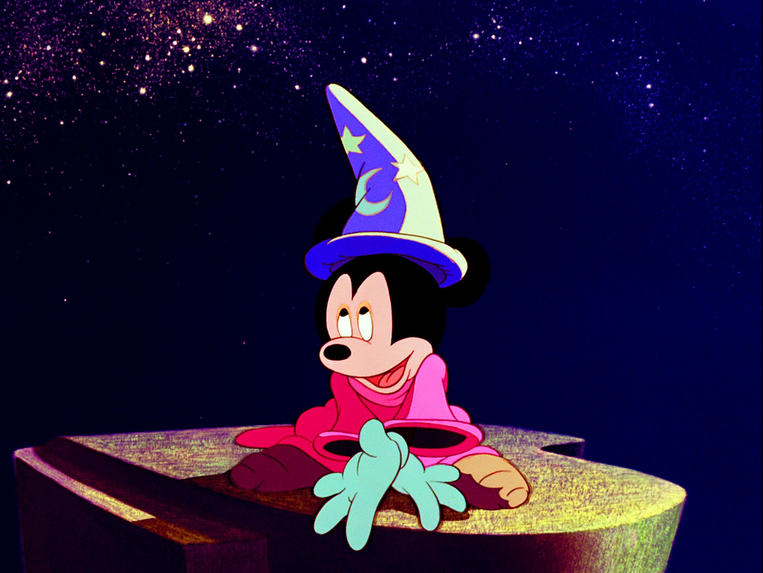 Walt Disney Screencaps - Mickey souris