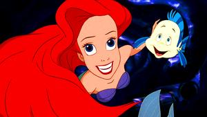Walt ডিজনি Screencaps – Princess Ariel & রাঘববোয়াল