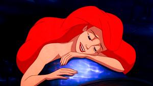 Walt ডিজনি Screencaps – Princess Ariel