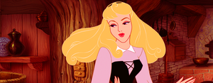 Walt ডিজনি Screencaps - Princess Aurora