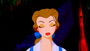 Walt Дисней Screencaps - Princess Belle
