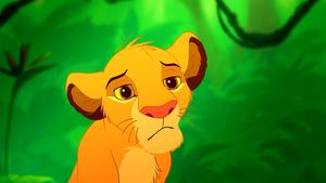 Walt Disney Screencaps – Simba