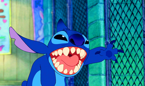 Walt 迪士尼 Screencaps – Stitch