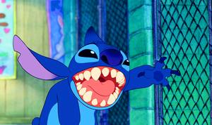 Walt Disney Screencaps – Stitch