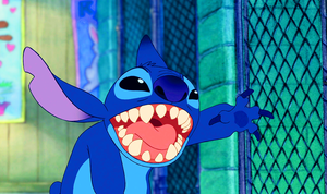 Walt ディズニー Screencaps – Stitch