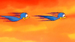 Walt Disney Screencaps - The Blue Birds