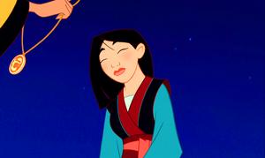 Walt Disney Screencaps – The Emperor of China & Fa Mulan