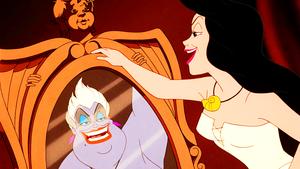 Walt 迪士尼 Screencaps - Ursula & Vanessa