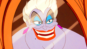 Walt disney Screencaps - Ursula
