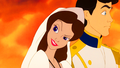 Walt Disney Screencaps - Vanessa & Prince Eric - walt-disney-characters photo