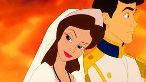 Walt ডিজনি Screencaps - Vanessa & Prince Eric