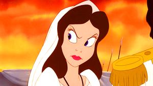 Walt डिज़्नी Screencaps - Vanessa & Prince Eric