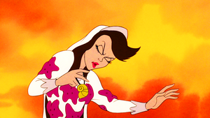 Walt ডিজনি Screencaps - Vanessa