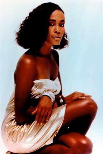 80's music wallpaper called Whitney Houston