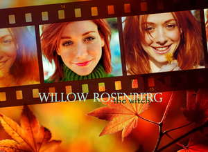 Willow Rosenberg wallpaper
