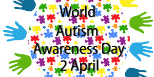 World Autism Awareness hari April 2, 2019