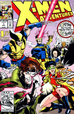 X-Men Adventures #1